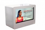 26 inch Transparent LCD Display Showbox